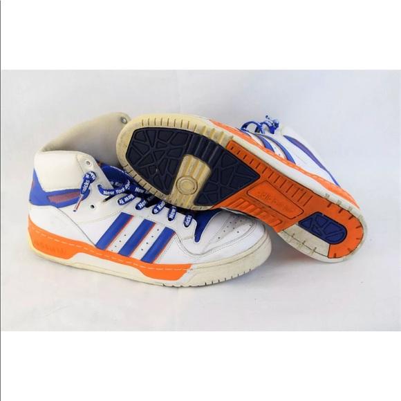 Adidas Poshmark Knalt schoenen New Trefoil York rzrU8q